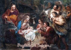 2 Pocztówka boże narodzenie