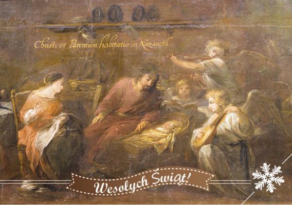 5 Pocztówka boże narodzenie